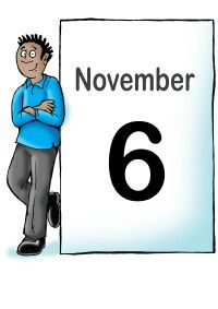 On This Day - 6th November