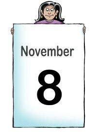 On This Day - 8th November