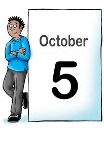 On This Day - 5th October