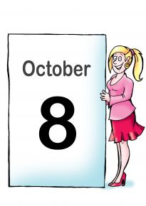 On This Day - 8th October