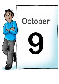 On This Day - 9th October