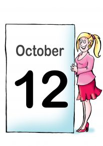 On This Day - 12th Octobe