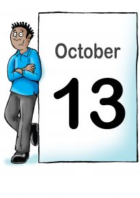 On This Day - 13th October