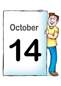 On This Day - 14th October