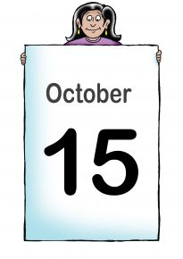 On This Day - 15th October