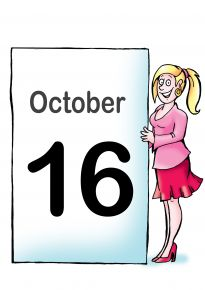 On This Day - 16th October