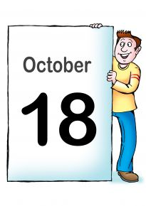 On This Day - 18th October