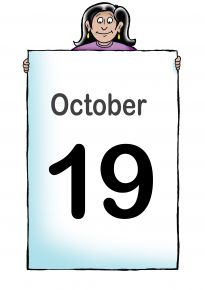 On This Day - 19th October