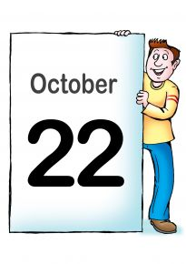 On This Day - 22nd October
