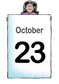 On This Day - 23rd October