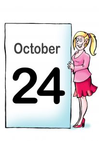 On This Day - 24th October
