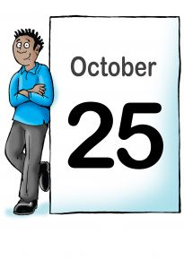 On This Day - 25th October