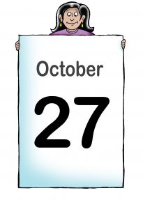 On This Day - 27th October