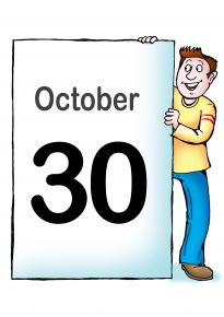 On This Day - 30th October