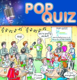 Virtual Pop Quiz Night 1 (Mixed 50 Questions)