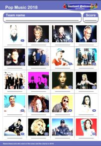 PR1910 Pop Music 2018