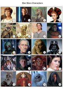 Star Wars Bumper Quiz