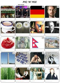 Pic 'n' Mix Picture Quiz - PR2004