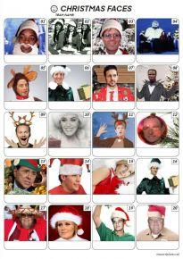 Christmas Faces - PR2019
