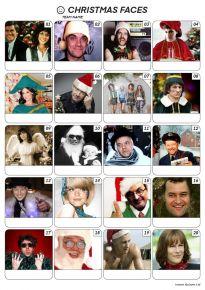 Christmas Faces - PR2020