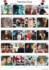 Christmas Films Picture Quiz - PR2061