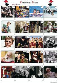 Christmas Films Picture Quiz - PR2062