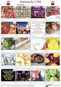 Christmas Pic n Mix - PR2063