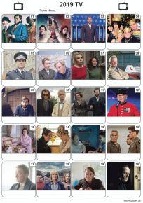 TV of 2019 Picture Quiz - PR2101