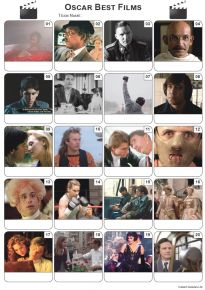 Best Film Oscar Winners Picture Quiz - PR2126