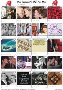 Valentine Pic 'n' Mix Picture Quiz - PR2138