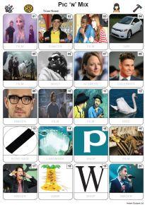Pic 'n' Mix Picture Quiz - PR2221