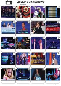 TV Quiz and Gameshows Picture Quiz - PR2249