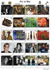 Pic 'n' Mix Picture Quiz - PR2272