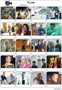 Films Picture Quiz - PR2307