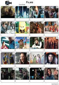 Films Picture Quiz - PR2308