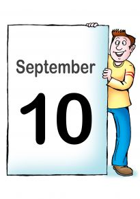 On This Day - 10th September