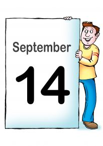 On This Day - 14th September