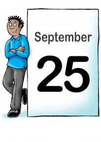 On This Day - 25th September