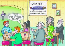 Virtual Quiz Night 20 (Mixed 50 Questions)