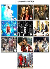 Academy Award Nominated Films 2019 Mini Picture Quiz - 2019 Oscars - Z2944