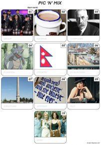 Pic 'n' Mix Mini Picture Quiz - Z3084