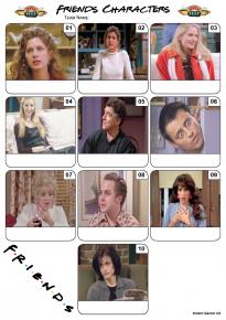 Friends Quiz Pack 2
