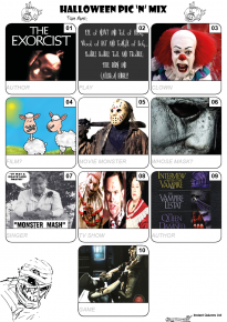 Halloween Quiz Pack 5 - QPHALL5
