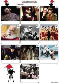 Christmas Films - Z3192