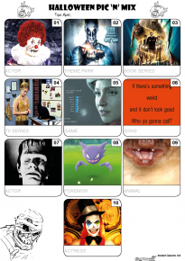 Halloween Quiz Pack 8 - QPHALL8