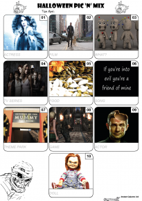 Halloween Quiz Pack 9 - QPHALL9