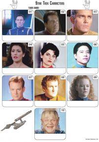 Star Trek Mini Picture Quiz - Z3268