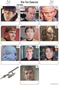 Star Trek Quiz Pack 1