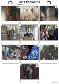 2019 TV Adverts 2019 - Z3281