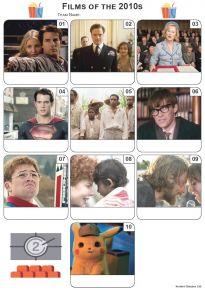 Films of the 2010s - Z3286